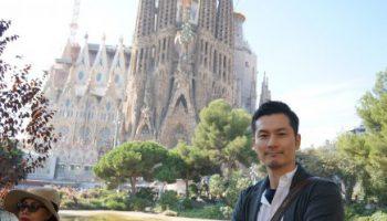スペイン旅行 2日目 バルセロナその1のアイキャッチ画像
