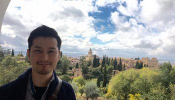 スペイン旅行 5日目 グラナダ、アルハンブラ宮殿のアイキャッチ画像