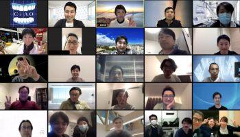 第6回CiAO例会がオンラインで開催されました。のアイキャッチ画像
